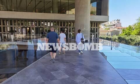 Ρεπορτάζ Newsbomb.gr - Άνοιξαν τα μουσεία: «Χαρούμενοι που βλέπουμε την Ελλάδα να ανοίγει»