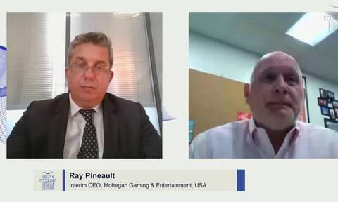 Mohegan: Το καζίνο στο Ελληνικό θα ολοκληρωθεί έως το 2026