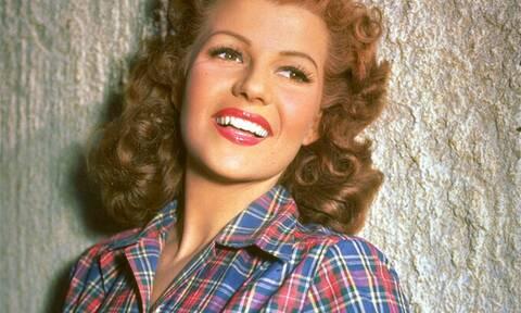 Rita Hayworth: Η άδικη μοίρα και τα σκάνδαλα απιστίας της ηθοποιού που δεν θυμόμασταν
