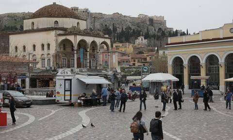 Κρούσματα σήμερα: Ξεπέρασε τα 1.000 η Αττική, τριψήφιος αριθμός σε Θεσσαλονίκη, Αιτωλοακαρνανία