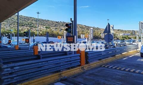 Ρεπορτάζ Newsbomb.gr: Πρώτη έξοδος χωρίς μέτρα - Δείτε τι γίνεται στα διόδια