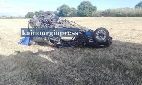 Τραγωδία στο Αγρίνιο: Νεκρός οδηγός σε αγώνα Dragster (vid)