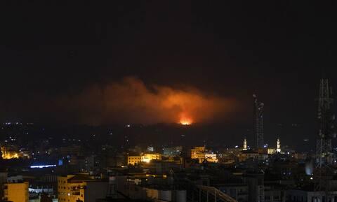 Παλαιστίνη: Ζητά βοήθεια από τις ΗΠΑ - Φυγή αμάχων εν μέσω επιδρομών στη Γάζα