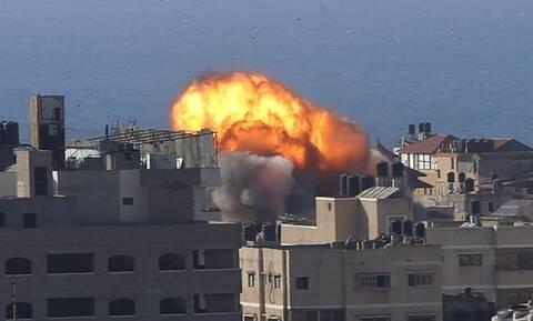 Γάζα: Δέκα μέλη οικογένειας Παλαιστινίων σκοτώθηκαν σε ισραηλινό αεροπορικό πλήγμα