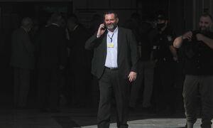 Στην Ελλάδα ο Γιάννης Λαγός για να εκτίσει την ποινή του - Βίντεο με την μεταγωγή του