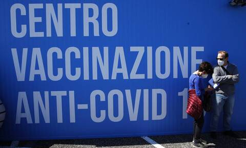 Ιταλία εμβολιασμοί