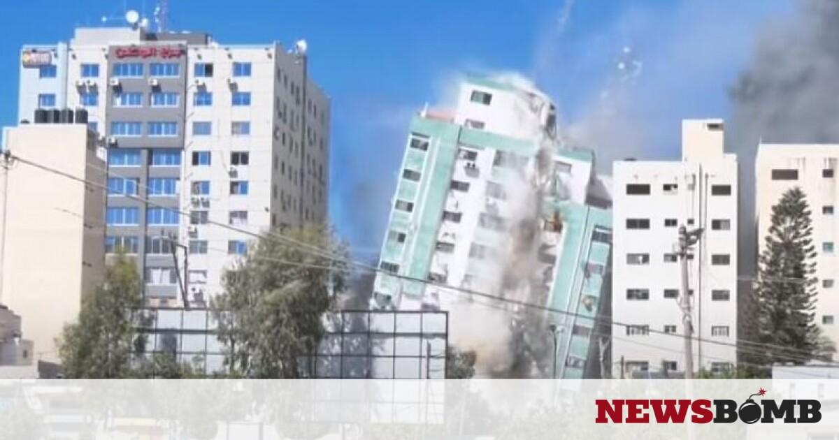 facebookap gaza building