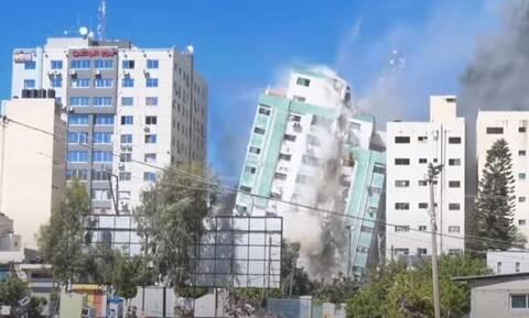 Λευκός Οίκος για Γάζα: «Υψίστης ασφαλείας η εγγύηση της ασφάλειας των ΜΜΕ»
