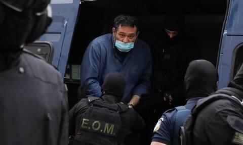 Γιάννης Λαγός: Στην απομόνωση των φυλακών Δομοκού - Η συνέντευξη θα κρίνει την «παρέα» του
