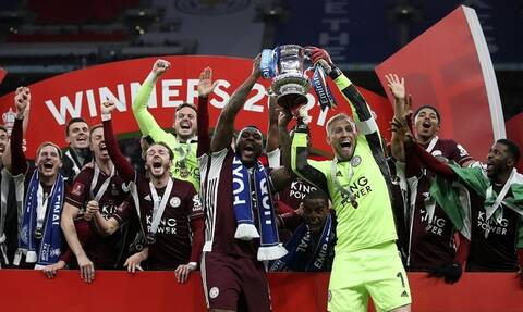 FA Cup: Το παραμύθι συνεχίζεται! Κατέκτησε το Κύπελλο Αγγλίας η Λέστερ (videos)