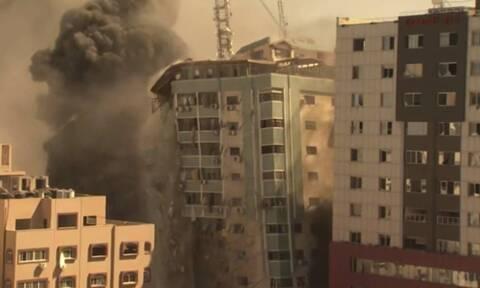 Al-Jazeera Γάζα