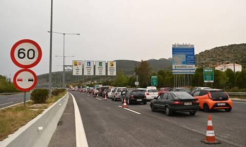 Η μεγάλη έξοδος του Σαββατοκύριακου - Πάνω από 60.000 οχήματα πέρασαν τα διόδια