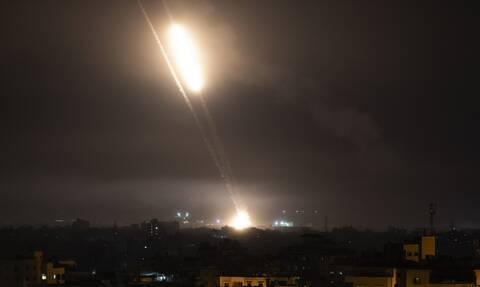 Σύγκρουση Ισραήλ- Παλαιστινίων: Περίπου 3.000 ρουκέτες έχουν εκτοξευτεί από τη Γάζα προς το Ισραήλ