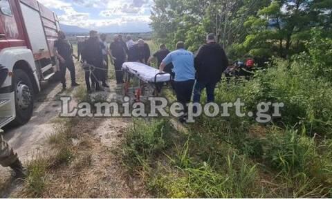 Λαμία: Συνελήφθη για απόπειρα ανθρωποκτονίας η 63χρονη που έριξε τη γιαγιά στο ρέμα