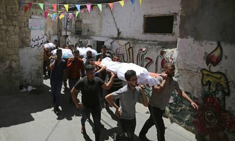Ισραήλ - Λωρίδα Γάζας: Συνεχίζεται ο κύκλος του αίματος - 55 νεκρά παιδιά στη Γάζα σε μία εβδομάδα