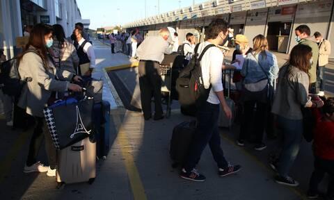 Απόβαση τουριστών στην Κρήτη με 13 πτήσεις προς Ηράκλειο - Σκανδιναβικό... ποδαρικό στη σεζόν
