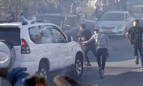 Αυτοκίνητο έπεσε πάνω σε αστυνομικούς στην Ιερουσαλήμ - Αρκετοί τραυματίες