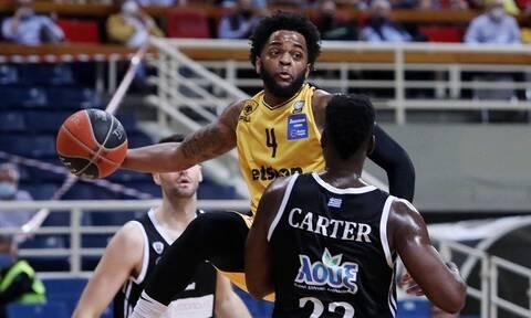 Basket League: Προκρίθηκε η ΑΕΚ, «φωνάζει» ο ΠΑΟΚ - «Είναι ντροπή» (videos)