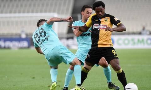 ΑΕΚ – Άρης 0-0: «Μηδέν» μετά από 52 αγώνες! - «Νικητές» οι φιλοξενούμενοι