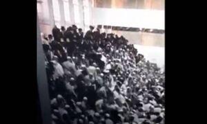 Ισραήλ: Κατάρρευση εξέδρας σε συναγωγή - Εξήντα τραυματίες - Σοκαριστικό βίντεο