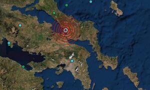 Σεισμός κοντά στη Χαλκίδα - Αισθητός στην πόλη