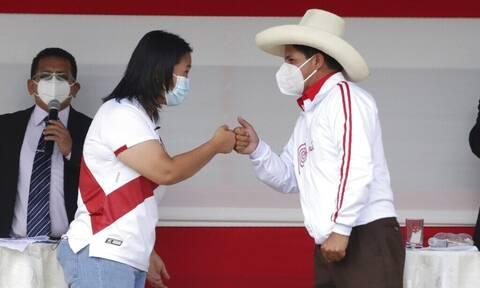 Εκλογές στο Περού - Φουχιμόρι και Καστίγιο