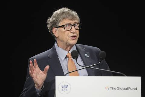 Μπιλ Γκέιτς: Παραιτήθηκε από τη Microsoft επειδή ήταν «μπερμπάντης»; - Αποκαλύψεις - φωτιά από WSJ
