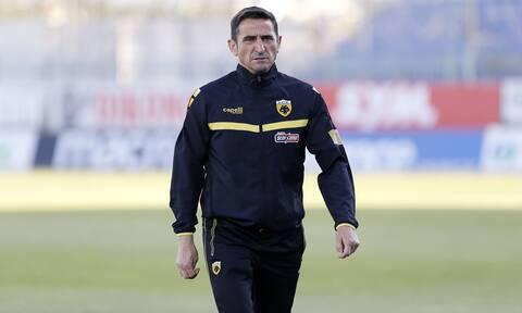 ΑΕΚ: Εξελίξεις με προπονητή - Ο Χιμένεθ και το όνομα «έκπληξη»