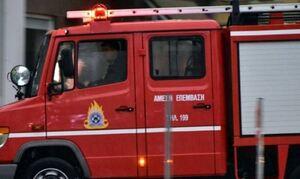 Φωτιά ΤΩΡΑ στο Ηράκλειο