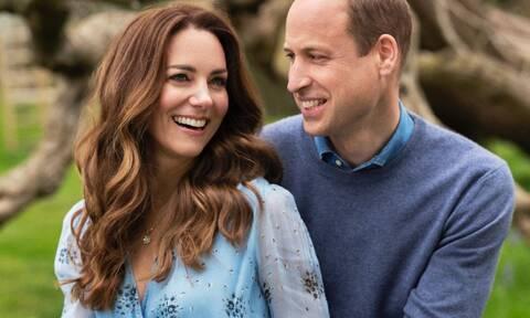 Kate Middleton: Δες το κολιέ που πήρε ως δώρο στην 10η επέτειο του γάμου της