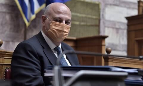 Τσιάρας: Τον Ιούνιο ξεκινά η συζήτηση αυστηροποίησης των ποινών για ειδεχθή εγκλήματα