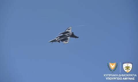 ΤΑΛΩΣ 2021: Το γαλλικό αεροπλανοφόρο Charles De Gaulle και μαχητικά Rafale στην Κύπρο