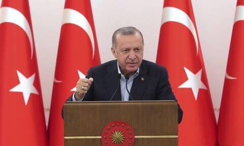 Μαινόμενος Ερντογάν:«Ο Μπάιντεν έβαψε τα χέρια του με αίμα- να μπει νέα κυβέρνηση στην Ιερουσαλήμ»