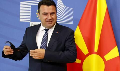 Έκκληση Ζάεφ στη Βουλγαρία να επιτρέψει στη χώρα του να συνεχίσει την ευρωπαϊκή της πορεία