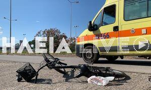 Αμαλιάδα: Hλικιωμένος οδηγός παρέσυρε και τραυμάτισε παιδιά με ποδήλατα και μετά τα έβρισε