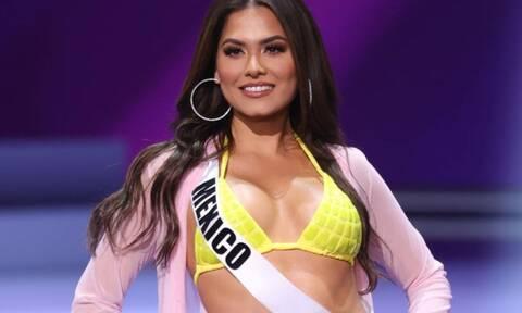 Miss Universe: H Andrea Meza είναι πιο όμορφη γυναίκα στον κόσμο! (photos+videos)