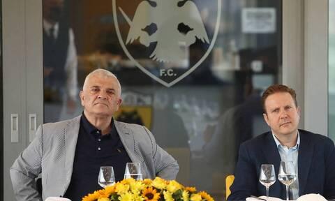 Μελισσανίδης: «Φαν του Λουτσέσκου, αλλά θέλω άλλον» - Όλα όσα είπε για την ΑΕΚ
