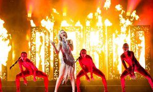Eurovision 2021: Εντυπωσίασε η Έλενα Τσαγκρινού στην εμφάνιση του πρώτου ημιτελικού (pics+vid)