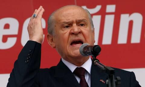 Μπαχτσελί: «Να μπει η Τουρκία στην Ιερουσαλήμ»