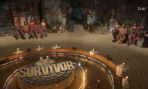 Survivor: Έγινε της… στρατηγικής – Αυτοί είναι οι τέσσερις υποψήφιοι προς αποχώρηση