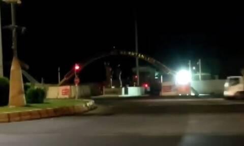 Επίθεση με μη επανδρωμένα αεροσκάφη σε τουρκική αεροπορική βάση στο Ντιγιάρμπακιρ