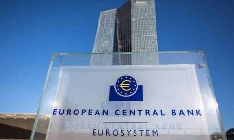 Η ΕΚΤ προειδοποιεί για χρεοκοπίες μετά την άρση των μέτρων για την πανδημία