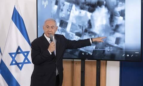 Νετανιάχου για Χαμάς: Ή τους τελειώνουμε ή επιχειρούμε αποτροπή. Δεν αποκλείουμε κανένα ενδεχόμενο