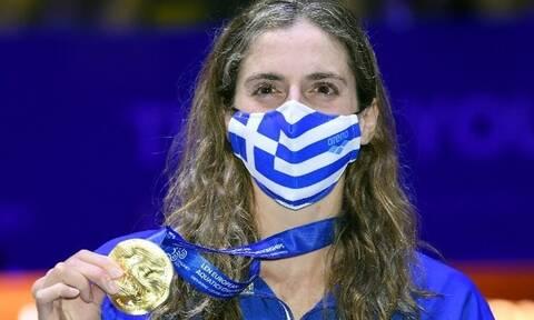 Η Xρυσή κολυμβήτρια Άννα Ντουντουνάκη στο Newsbomb.gr: Έχω δουλέψει πολύ σκληρά και νιώθω δικαιωμένη