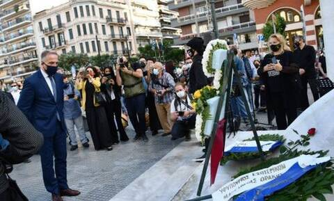Καλαφάτης: Ο αγώνας των Ποντίων για τη διεθνή αναγνώριση της Γενοκτονίας είναι αγώνας όλων Ελλήνων