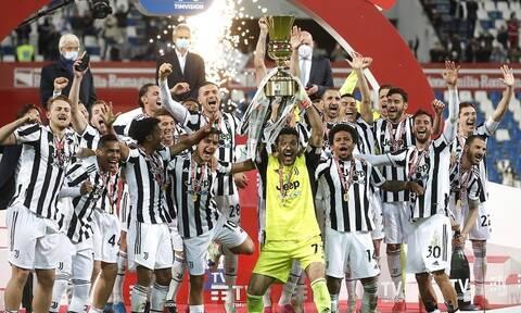 Coppa Italia: Γιουβέντους από τα παλιά! Κυπελλούχος Ιταλίας για 14η φορά (videos)