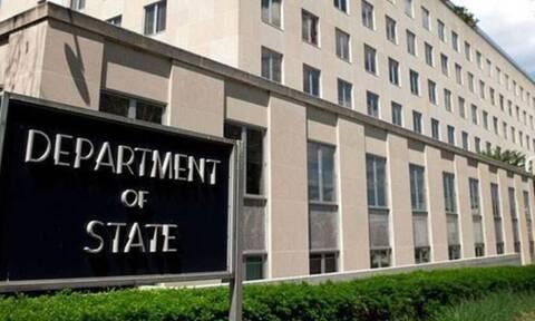 Στέιτ Ντιπάρτμεντ: Έγκριση για δυνατότητα πώλησης στρατιωτικού υλικού στην Ελλάδα ύψους $165 εκατ.