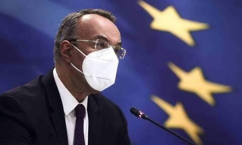 Στις συνεδριάσεις των Eurogroup και Ecofin στη Λισαβόνα οΧρήστος Σταϊκούρας