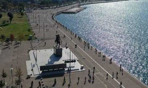Κορονοϊός: «Ανάσα» για τη Θεσσαλονίκη - Μειώθηκε κατά 21% το ιικό φορτίο στα λύματα
