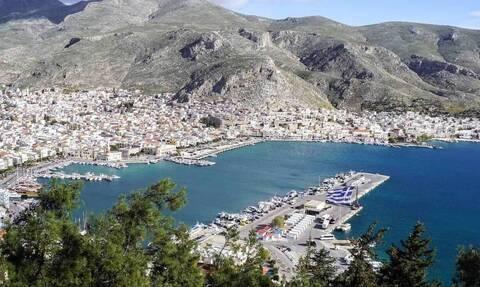 Κορονοϊός - Κάλυμνος: Εκτάκτως στο νησί  ειδική ομάδα διαχείρισης και Νίκος Χαρδαλιάς